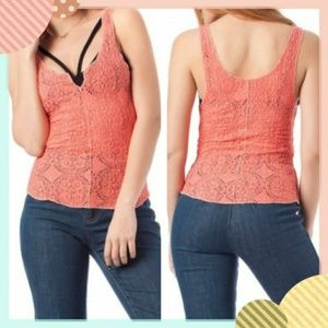 Free People Lace Camisole.